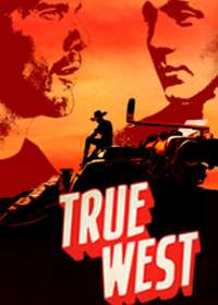 True West Show Poster