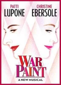 War Paint Show Poster
