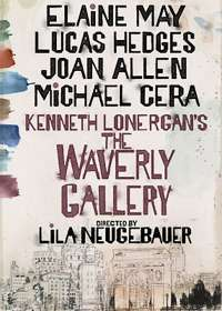 The Waverly Gallery Show Poster