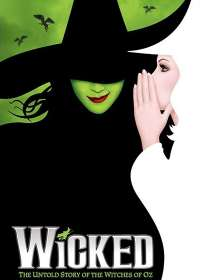 Wicked Show Poster
