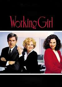 Working Girl Show Poster