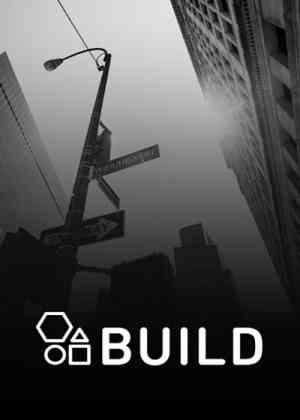 AOL Build Show Poster