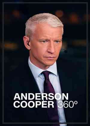 Anderson Cooper 360 Poster