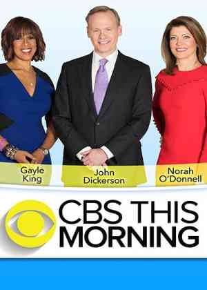 CBS This Morning Poster