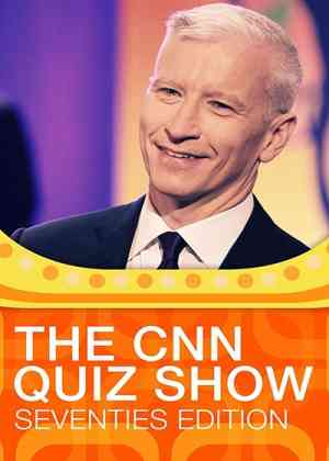 CNN Quiz Show with Anderson Cooper Poster