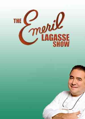 The Emeril Lagasse Show Poster