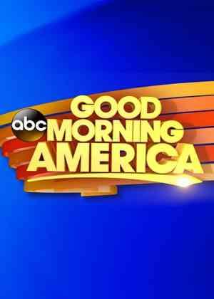 Good Morning America GMA Poster