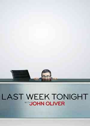 Last Week Tonight with John Oliver Poster