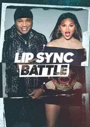 Lip Sync Battle Poster