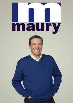 The Maury Show Poster