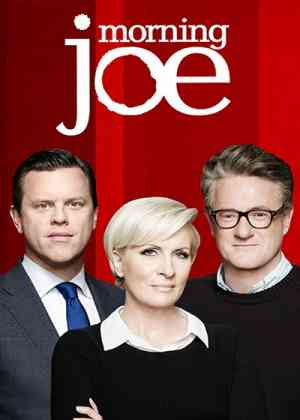 Morning Joe Poster