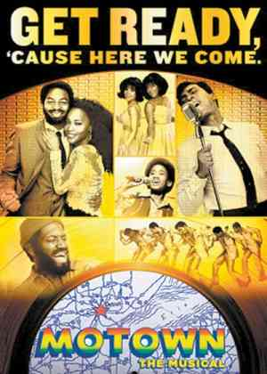 Motown The Musical (2013) Poster