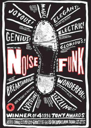 Bring in 'da Noise, Bring in 'da Funk Poster