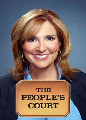 People's Court Poster