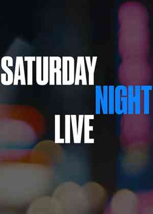 Saturday Night Live SNL Poster