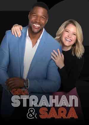 GMA - Strahan & Sara Poster