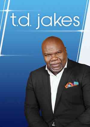 TD Jakes Poster