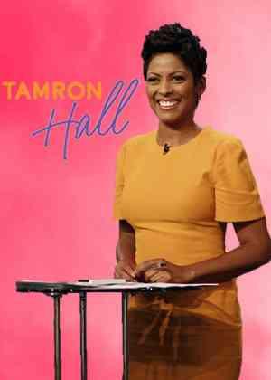 Tamron Hall Poster