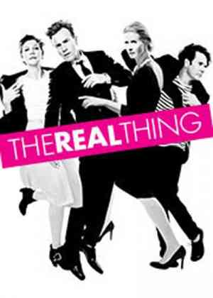 The Real Thing Poster