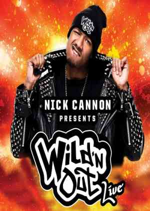 Wild'N Out Live Poster