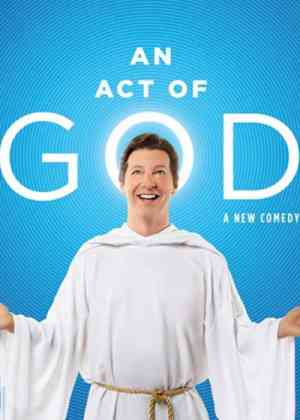 An Act of God (2016, Sean Hayes) Poster