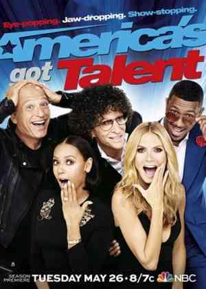 America's Got Talent (NY, NJ) Poster