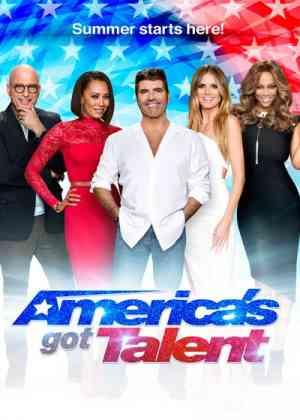 America's Got Talent (LA) Poster