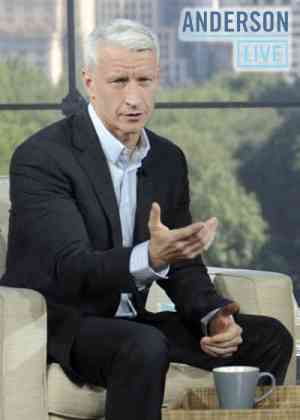 Anderson Cooper Poster
