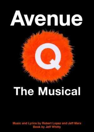 Avenue Q Poster