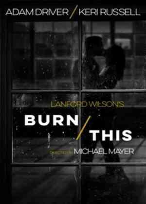 Burn This (2019) Poster