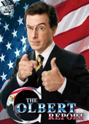 Colbert Report Poster