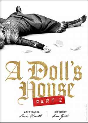 A Doll's House, Part 2 Poster
