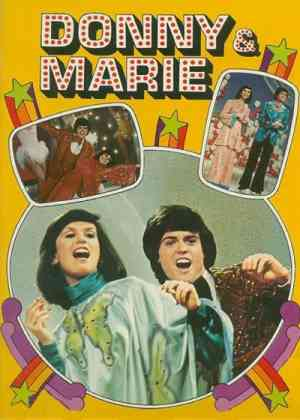Donny and Marie Poster