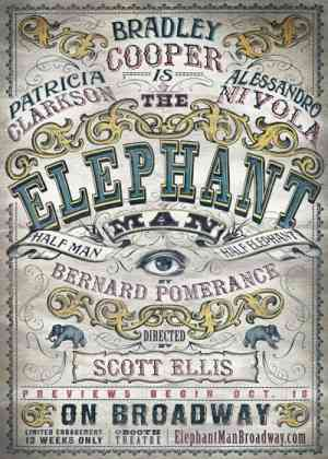 The Elephant Man Poster