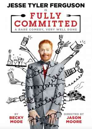 Fully Committed Poster