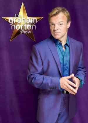 Graham Norton Poster