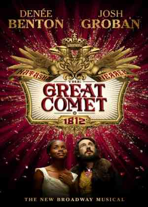 Natasha, Pierre and The Great Comet of 1812 Poster