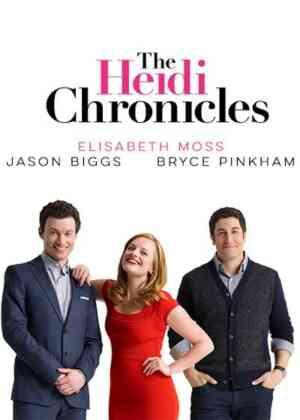 The Heidi Chronicles Poster