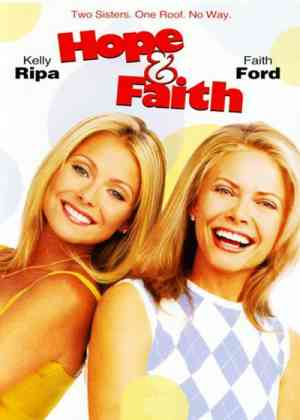 Hope and Faith Poster