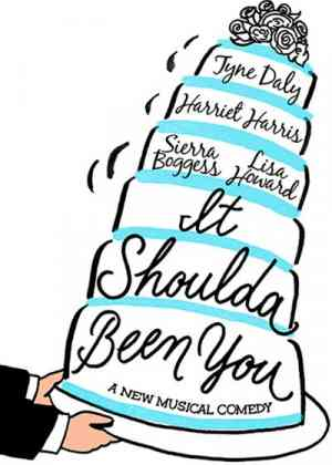 It Shoulda Been You Poster