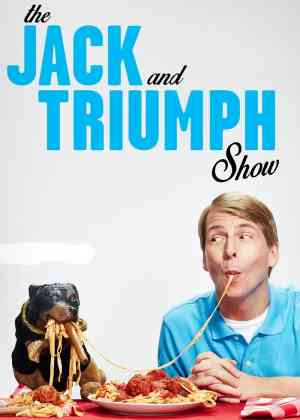 Jack and Triumph Poster