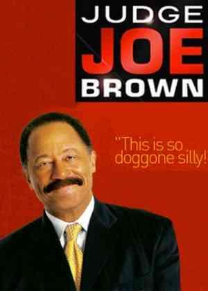 Judge Joe Brown Poster
