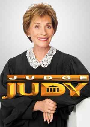 Judge Judy Poster