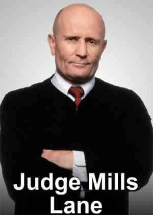 Judge Mills Lane Poster