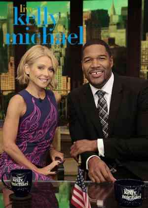 Live! with Kelly and Michael Poster