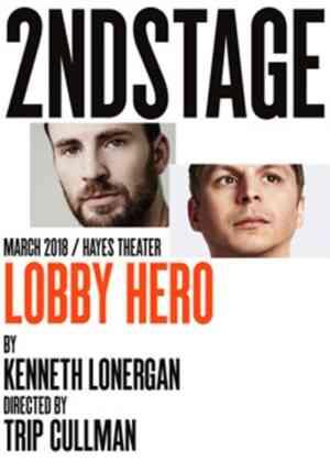 Lobby Hero Poster