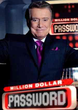 Million Dollar Password Poster