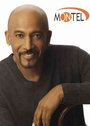Montel Williams Poster