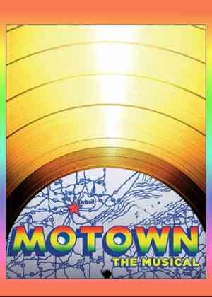 Motown The Musical (2016) Poster