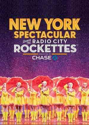 New York Spectacular 2016 Poster